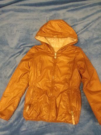 Детская курточка на осень-весну