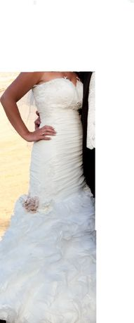 Hiszpańska suknia ślubna Vanilla Sposa