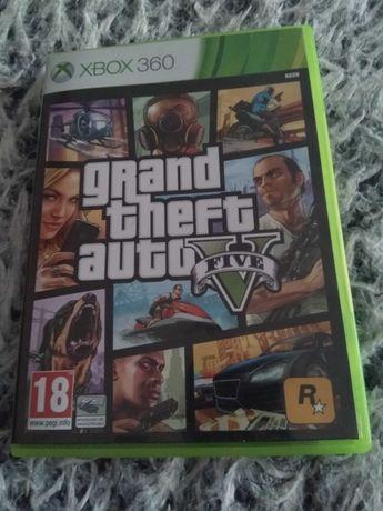 Gra XBOX 360 grand theft auto GTA
