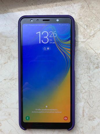 Смартфон Samsung Galaxy A7 2018 4/64GB