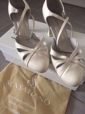 Sensatiano buty taneczne, ślubne