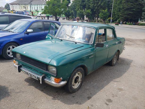 Обміняю Москвич 2140 на Таврію, Ваз або Вашу пропозицію розгляну.
