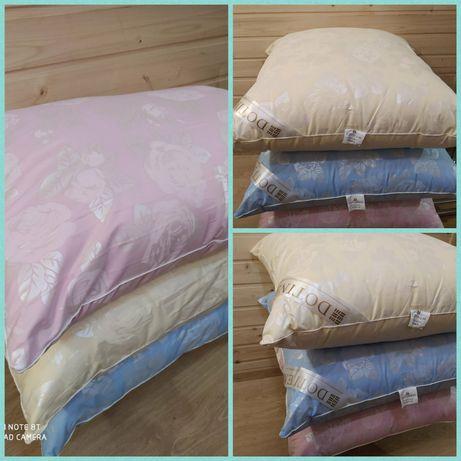 Продам качественные подушки, искусственный лебяжий пух.