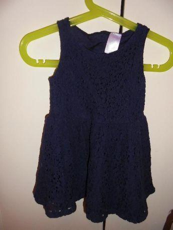 Urocza sukienka dla dziewczynki-2 latka