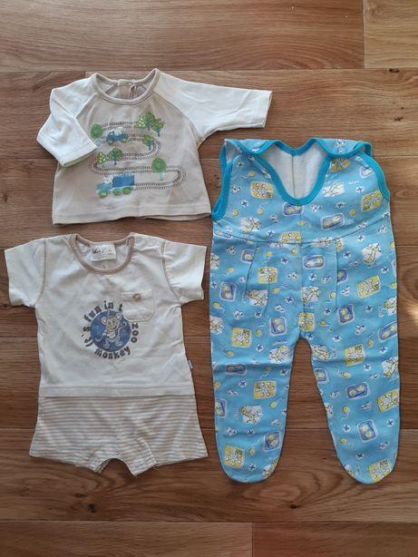 Одежда для мальчика 0-3 мес.