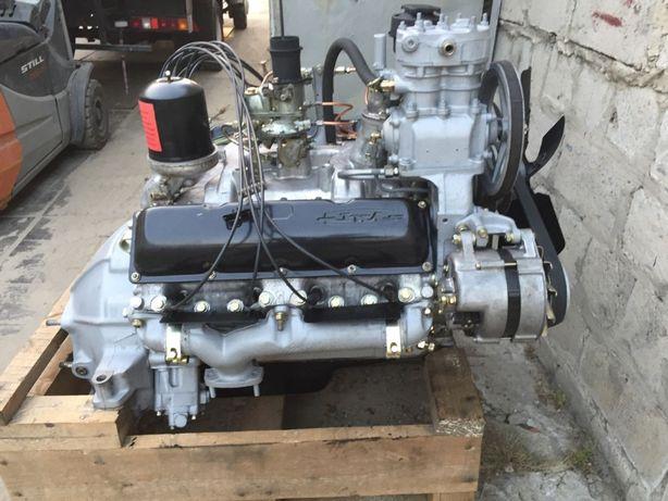 Двигатель ЗИЛ 130 ЗМЗ-508 бензин