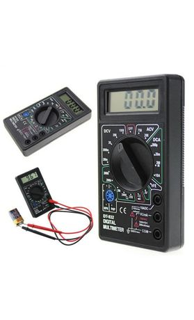 Мультиметр цифровий DT-832