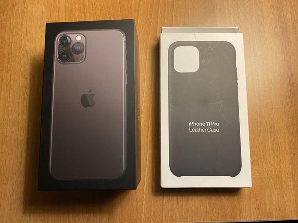 Apple iPhone 11 Pro 256 Gb Preto