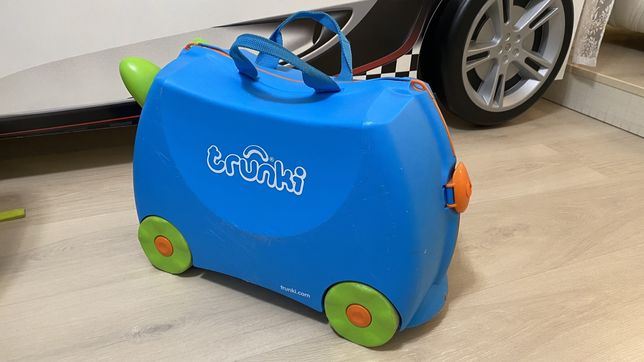 """Детский чемодан Trunki """"Terrance"""""""