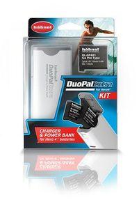 Carregador Duplo Gopro Hero 4 + Powerbank + Bateria - Novo -Portes Grá