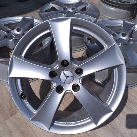 диски Mercedes R18 5x112 W211 W212 W221 W220 CLA SLK GLK Мерседес р18