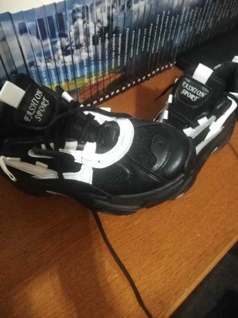 Sneakersy sportowe Nowe