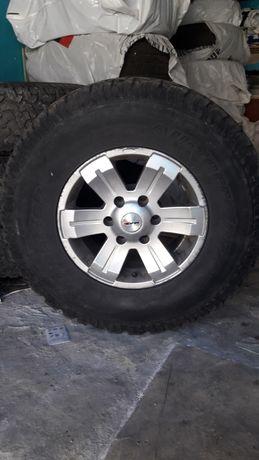 Продам колёса 265х75r16