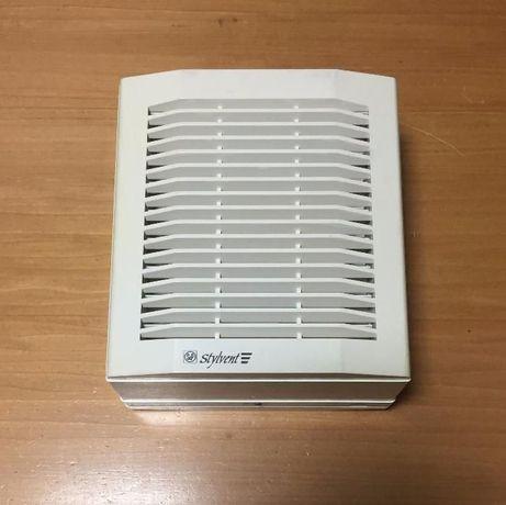 Extractor ventilador S&P para aplicar em vidros ou paredes