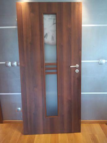 Drzwi wewnętrzne Porta- kolor orzech