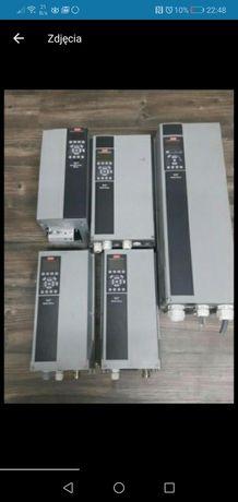 Falownik 0.1kW do 315kW 380V/230V 3/1faza gwarancja 7.5 11 18.5 22 30