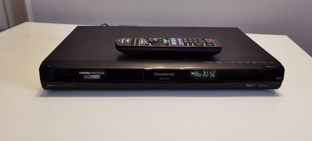 Nagrywarka DVD Panasonic DMR-EH535+Pilot,USB,DVI