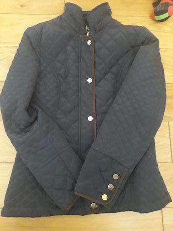 Wiosenna pikowana kurtka