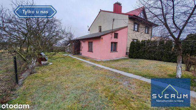 Dom z działką Lubojna