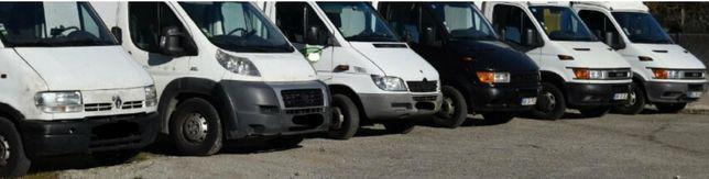 Mudanças profissionais e armazenamento LVC Varias Viaturas
