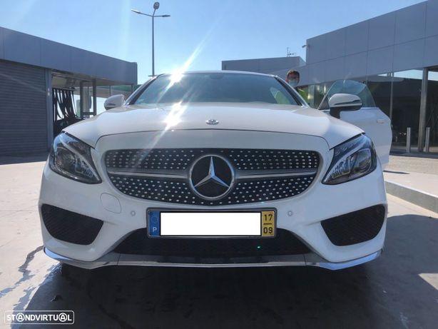 Mercedes-Benz C 180 AMG Line