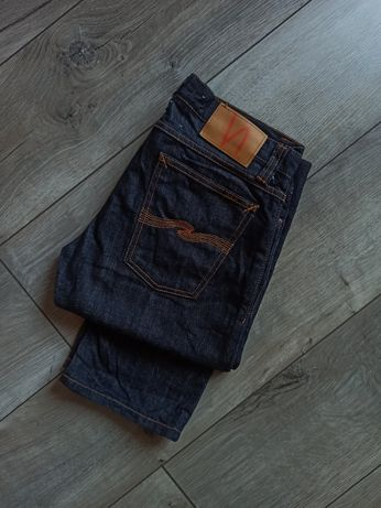 Джинсы Nudie jeans Нуди Evisu Levis 30