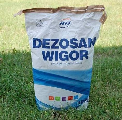 Dezosan preparat do suchej dezynfekcji 10 kg
