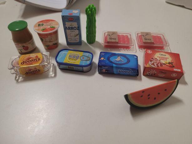 Coleção lidl supermercado 11 unidades valor conjunto