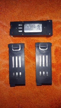Сменный аккумулятор 3,7 в 500 мАч для квадрокоптера E58 S168 JY019 RC