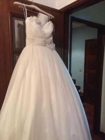 Vestido Noiva como novo