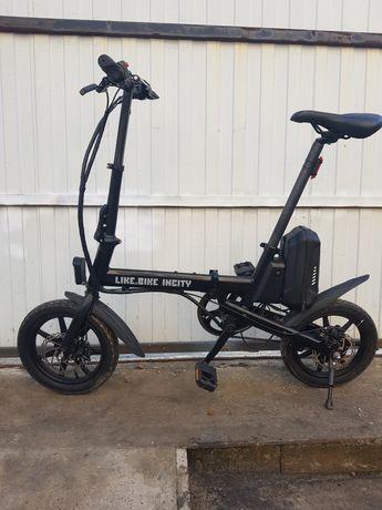 электро велосипед складной, электровелосипед