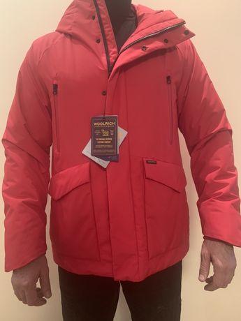 Крутая куртка от Woolrich! Оригинал! Новая! Pозмер L