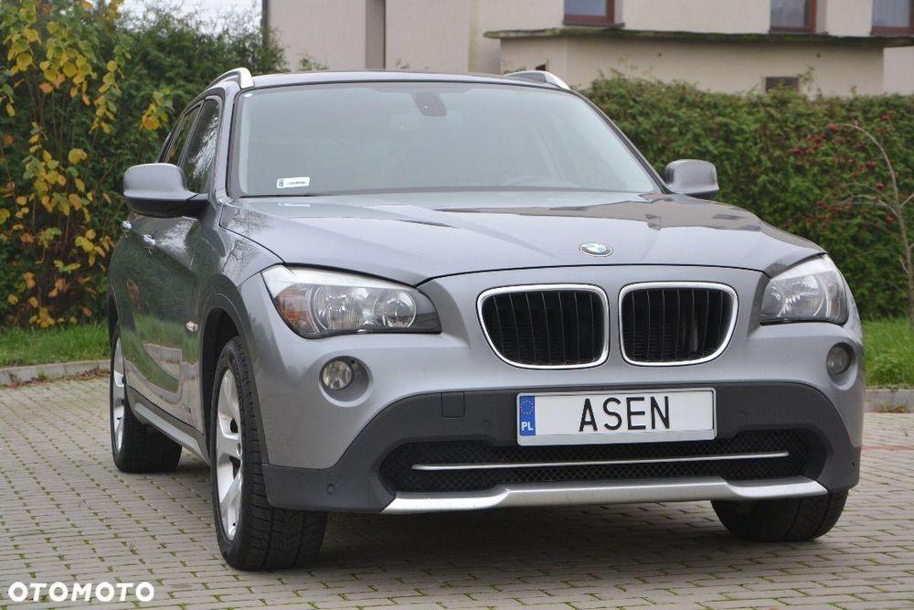 BMW X1 ASO BMW # 4x4 # GWARANCJA # bezwypadkowy # skóra Bielsko-Biała - image 1