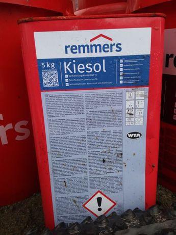 Remmers Kiesol 5kg grunt pod hydroizolację fundamentów i podłogi