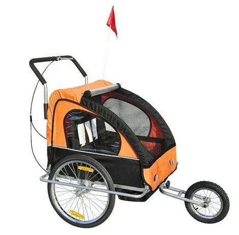 NOWA Przyczepka rowerowa jogger dla dzieci