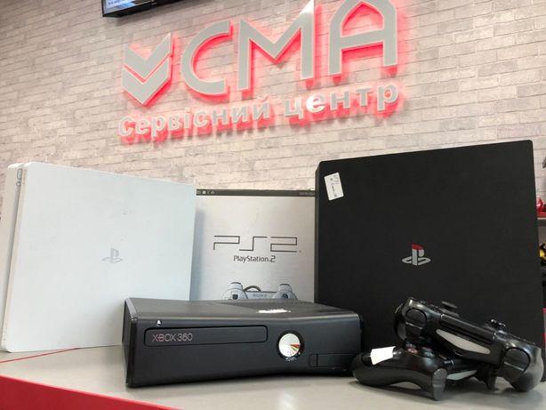 Терміново Гарантія Ремонт  Sony Playstation, Xbox, Джойстиків