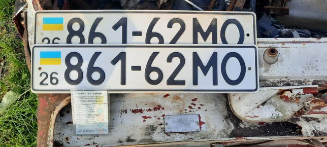 Документи до ВАЗ 2106 з кузовом