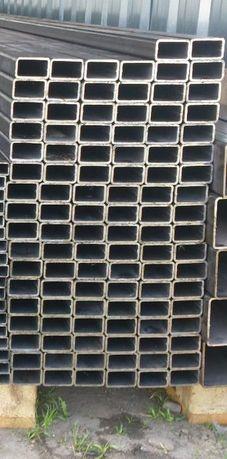 50x30x3mm Profil zamknięty / rura prostokątna / kształtownik L6m