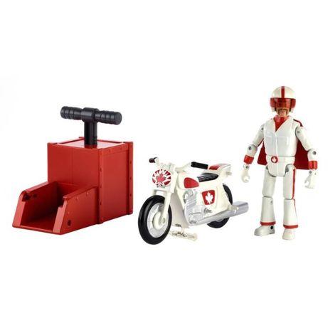 Mattel Toy Story 4 – Kaskaderski Wybuch Zestaw Duke Caboom GFB55