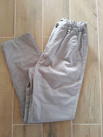 Spodnie chinosy chłopięce