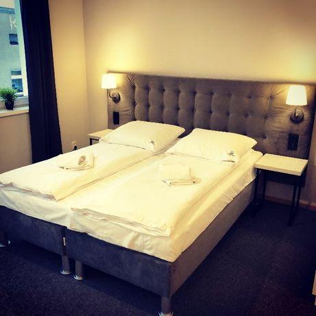 Łóżka Łóżko Hotelowe Kontynentalne 90x200 PRODUCENT Meble hotelowe