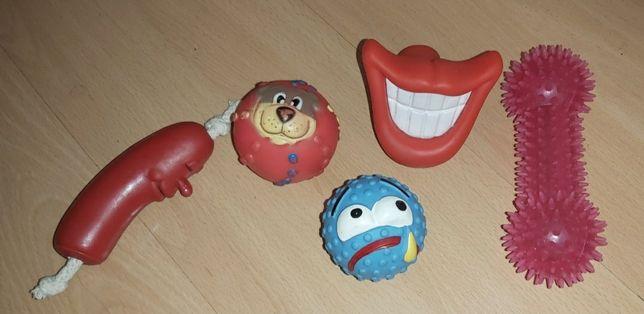 Zabawki dla pieska