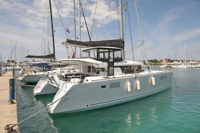 Jacht żaglowy Lagoon 450S, 2018r.