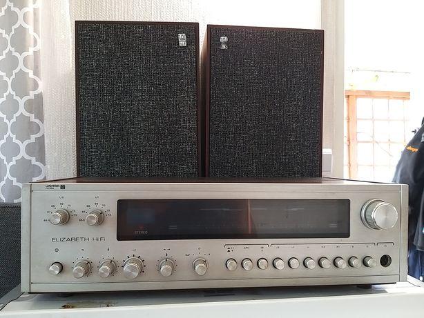 Radio wzmacniacz Unitra Elizabeth Hi-fi DSH 102