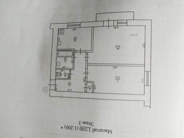 Продам квартиру 2-х комнатную