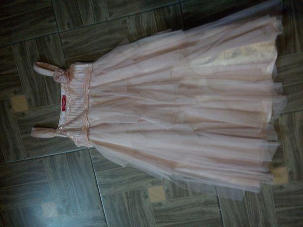 Продам праздничное платье на девочку