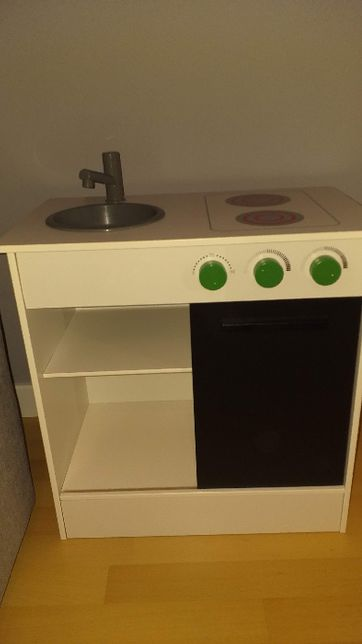 Kuchenka dziecięca IKEA NYBAKAD+dodatki