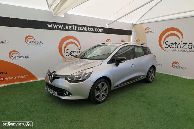 Renault Clio Sport Tourer 1.5 dCi Dynamique S