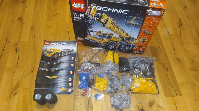 LEGO TECHNIC MKII 42009 Ruchomy Żuraw + nowa elektronika