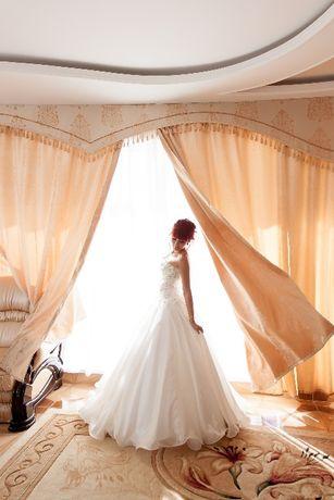 Продам необычное свадебное платье))
